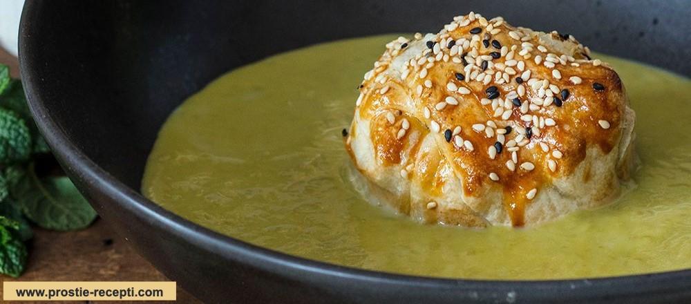Рецепты блюд австралийской кухни. Пирог-поплавок.