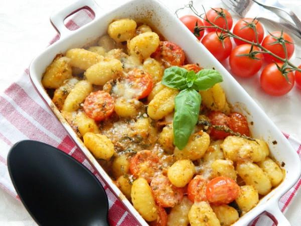 рецепт картофельный ньокки как приготовить картофельный ньокки