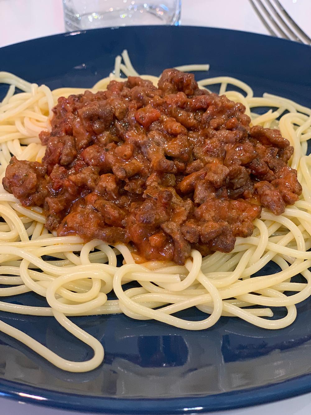 Простой рецепт пасты болоньезе по-домашнему. Итальянская кухня. Простые рецепты готовим дома сами