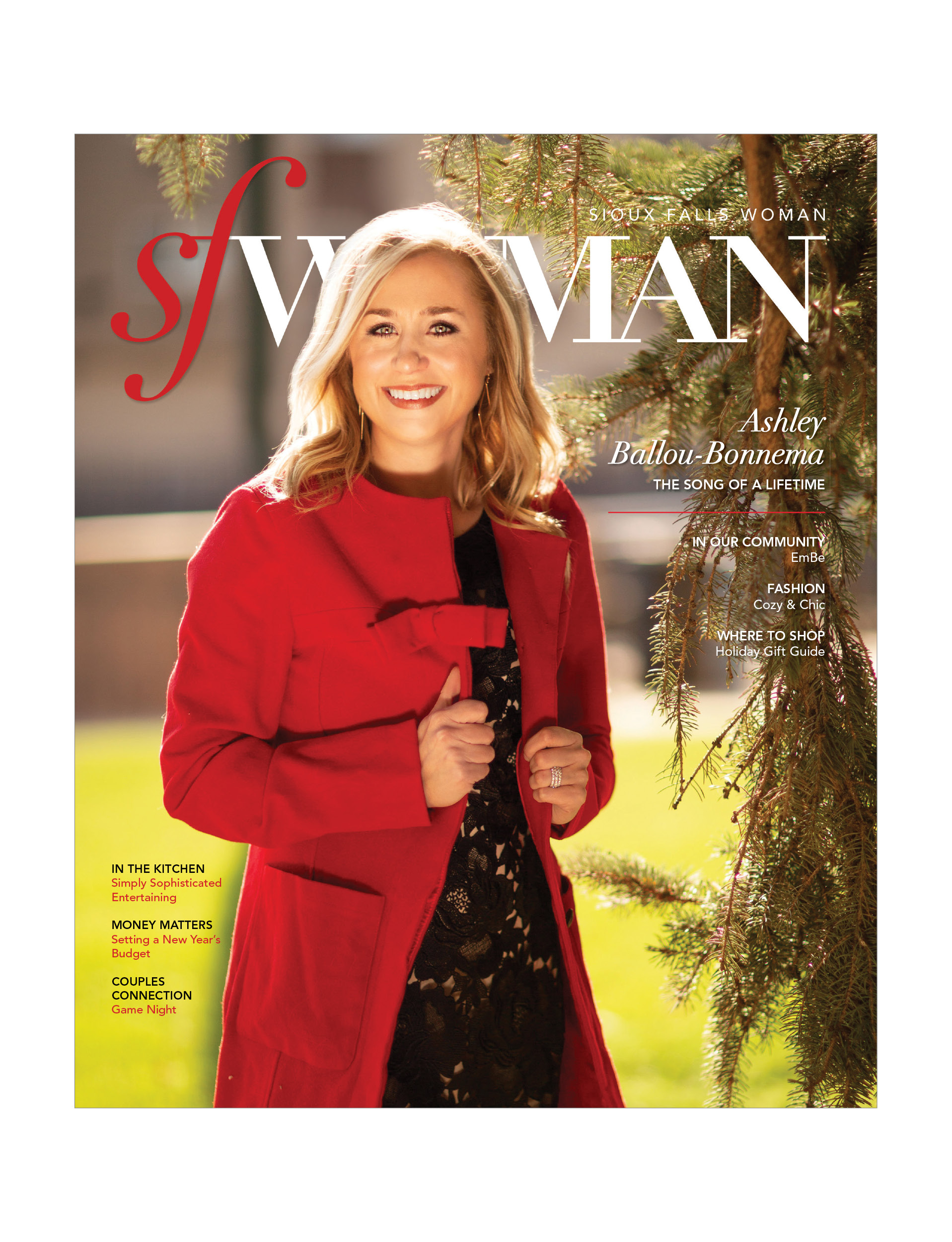 Sioux Falls Woman - Holiday 2019