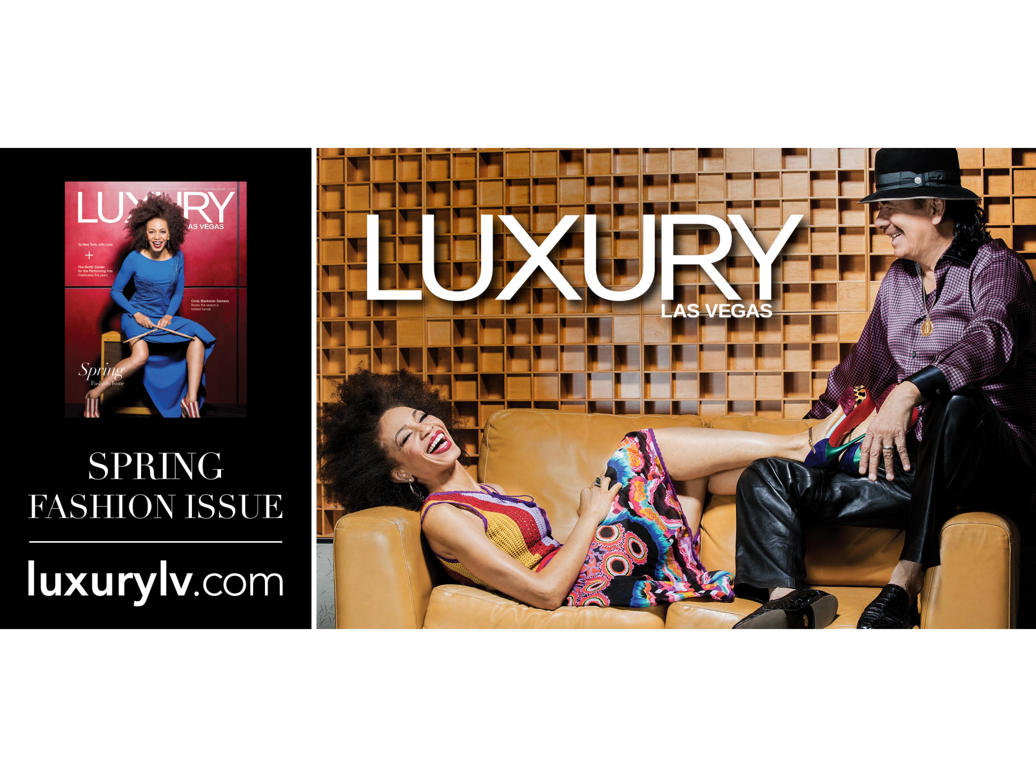 Luxury Las Vegas - Billboard