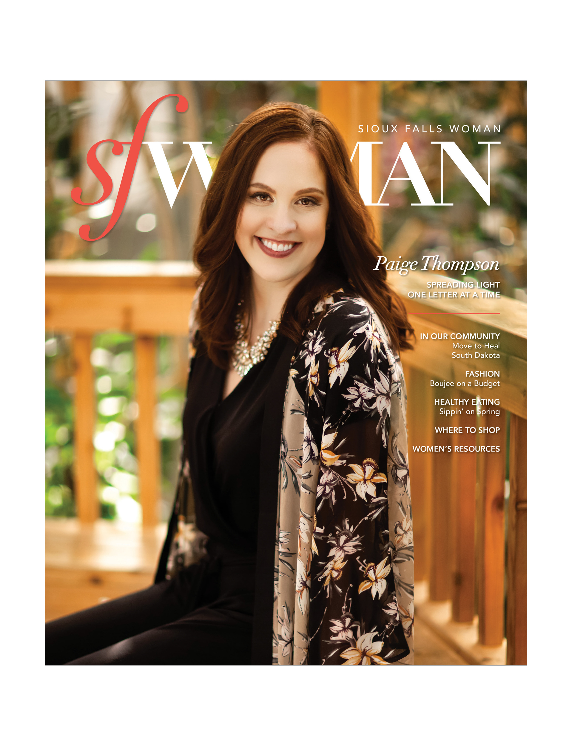 Sioux Falls Woman - April/May 2020