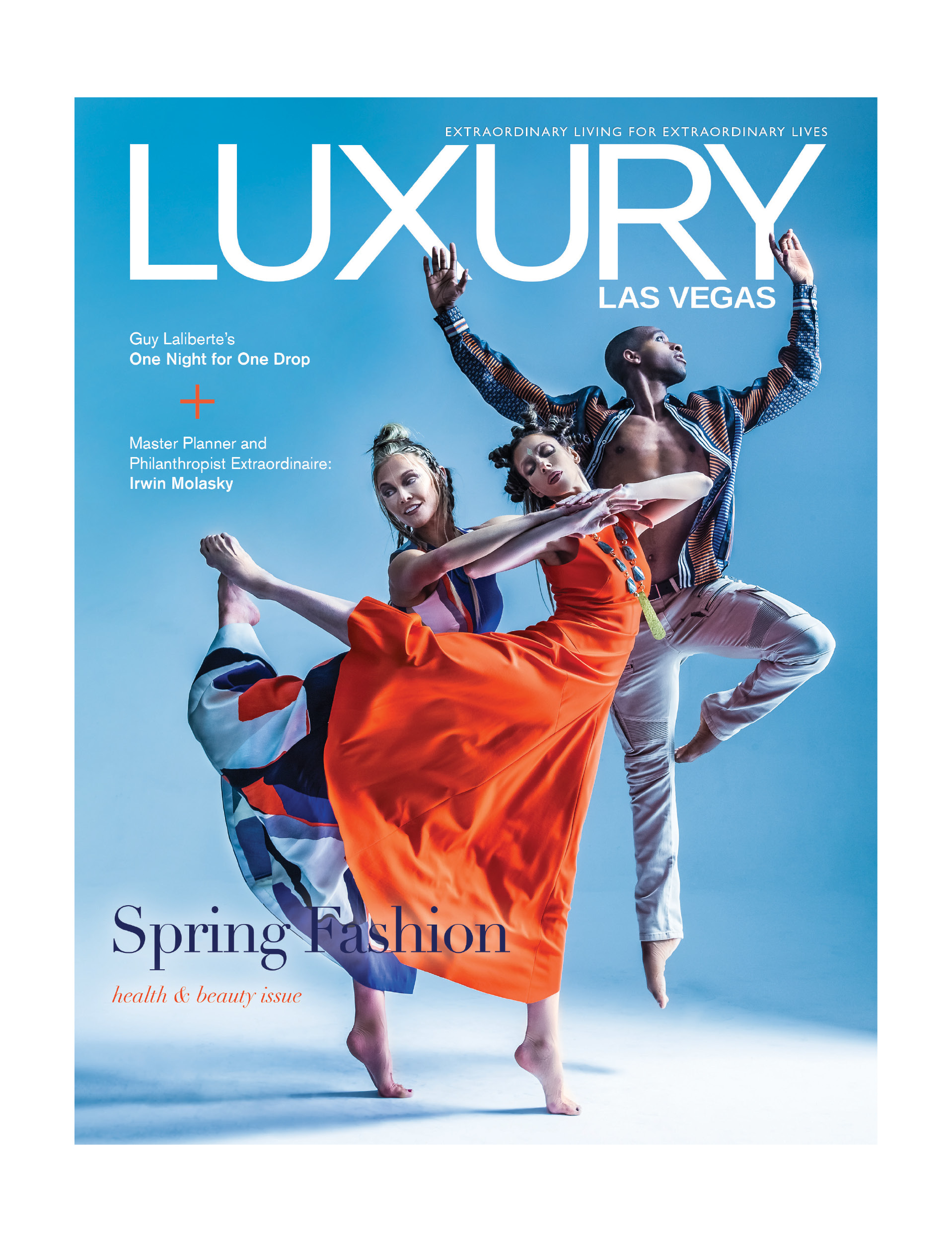 Luxury Las Vegas - March 2016