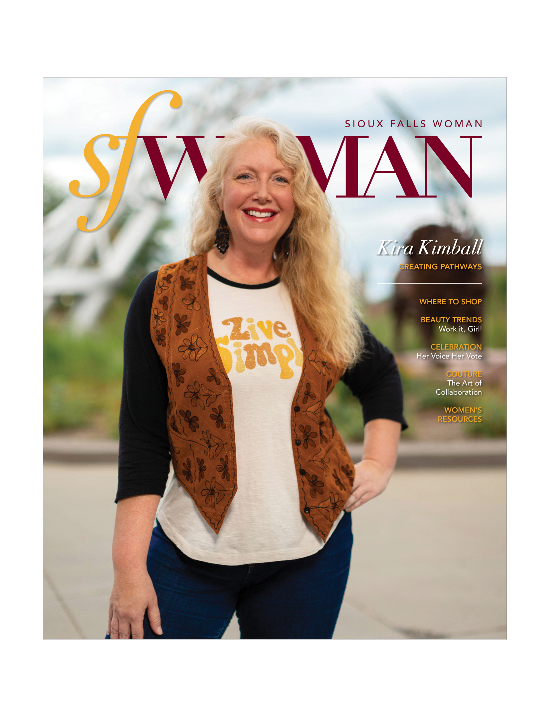 Sioux Falls Woman - Aug/Sept 2020
