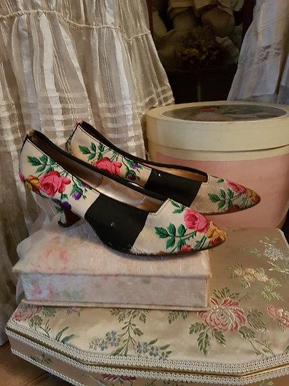 Incroyables couleurs pour ces chaussures