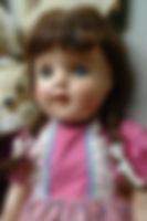Grenier1900, Poupées anciennes, poupée américaine, effanbee, arrenbee