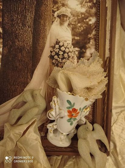 Très joli lot de mariage fin et délicat