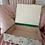Thumbnail: Grande et Ravissante boite ancienne en carton et tissu