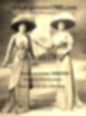 Grenier1900 mode ancienne, antique, fashion, shabby, victorienne, edwardienne, robe à tournure, polonaise