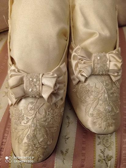 Finesse et raffinement pour cette paire de chaussures