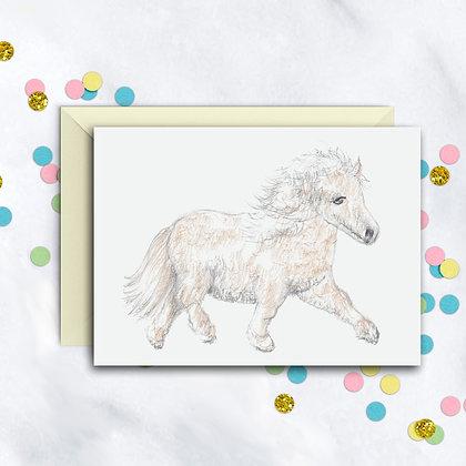 Pretty Pony Notecard