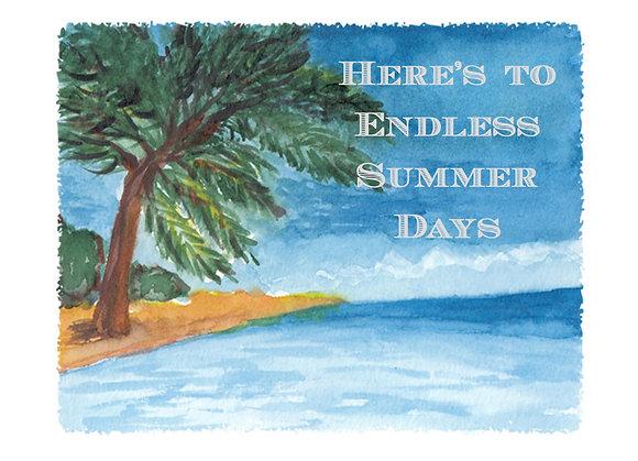 Summer Days Card