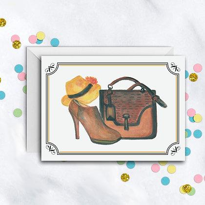 Celebrate in Style Card