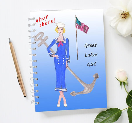 Great Lakes Girl Journal