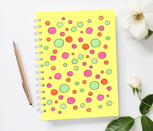 Polka Dots Journal