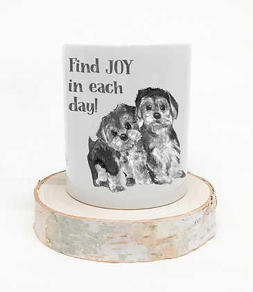 Find Joy Pen Holder