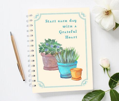 Grateful Heart Journal