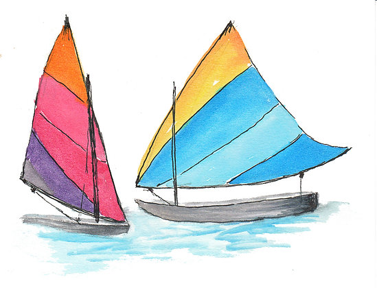 Sails Notecard