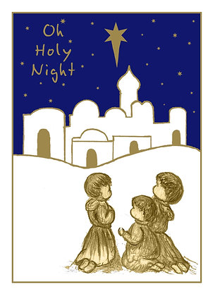 Oh, Holy Night Card