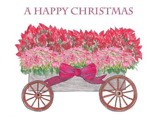 A Happy Christmas Card