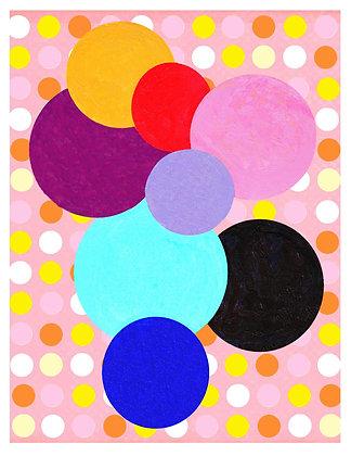 Dots Notecard