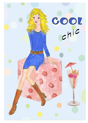 Cool Chic Card