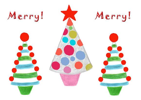 Merry! Merry! Card