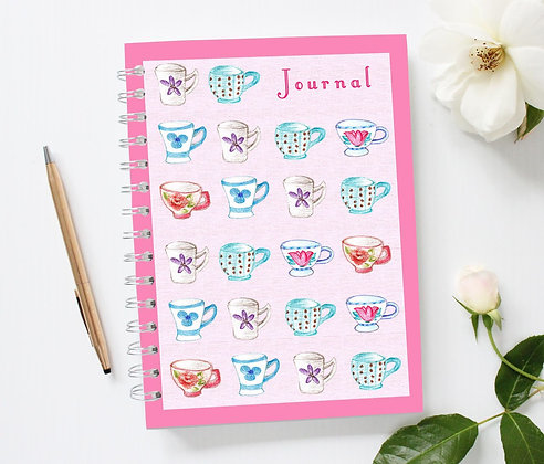 Tea Cups Journal