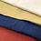 Thumbnail: 14. CRINKLE, HANDLOOM ORGANIC COTTON. x25 colours, 80x80 thread