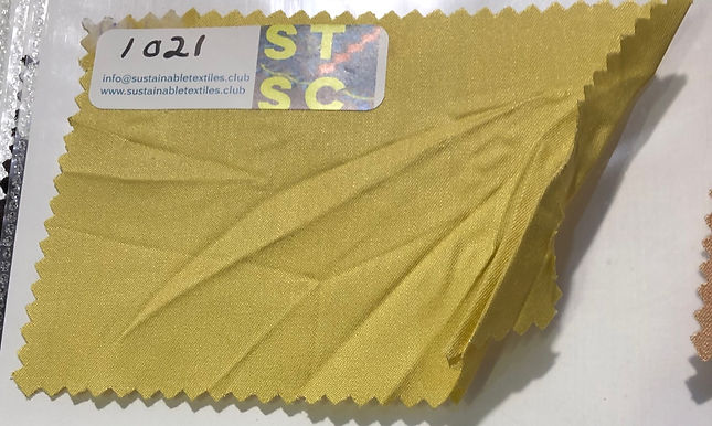21 MODAL™  Twill. 135gsm. 1021 Yellow gold