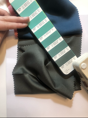 32 MODAL™  Twill. 135gsm. Olive/grey. Order 10+metres