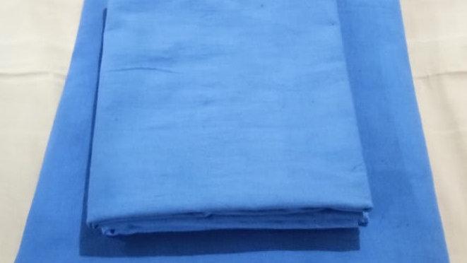 Ayurvestra 40x40 thread count - IRONED  Indigo