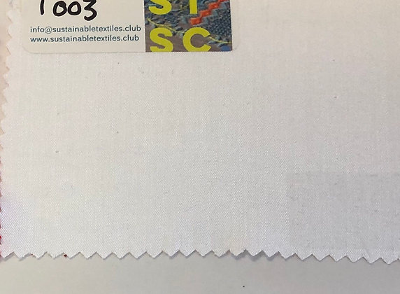 03 MODAL™  Twill. 135gsm. 1003 Optic White