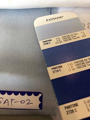 Tencel Satin Light Blue. 135gsm