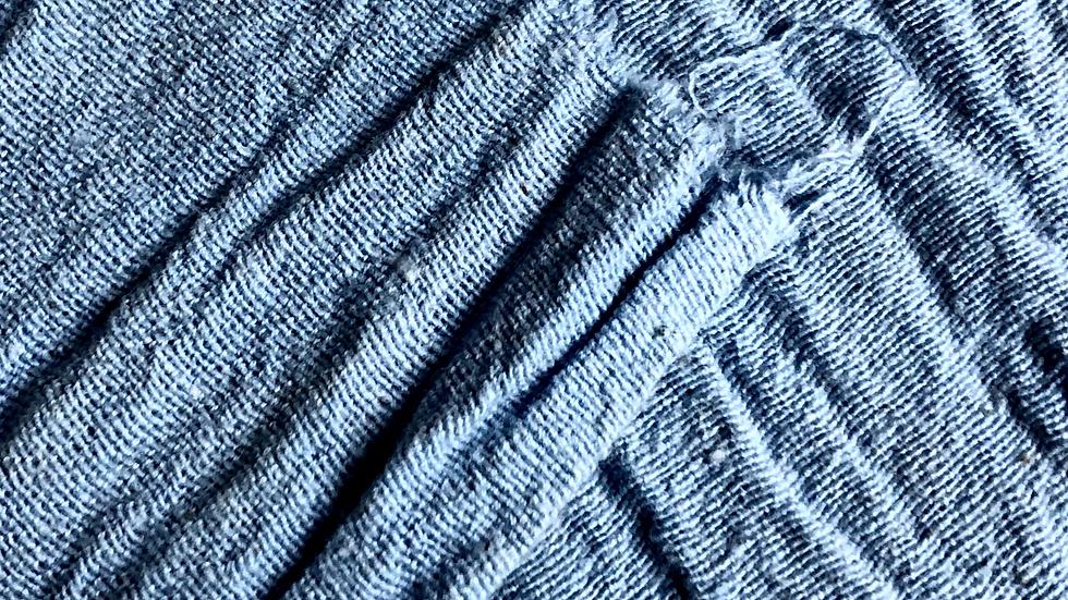 Ayurvestra Crinkle Cotton Indigo