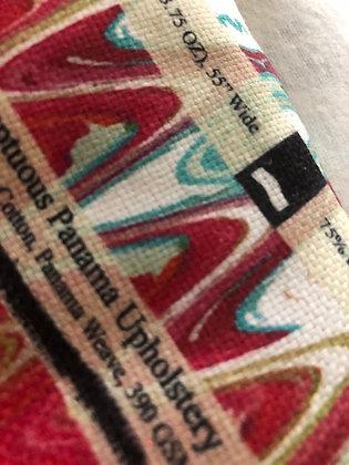 Sumptuous Panama Upholstery 75% rPET 25% cotton. 390gsm. no MOQ