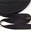 Thumbnail: Natural Rubber Elastic with Organic Cotton. 28mm
