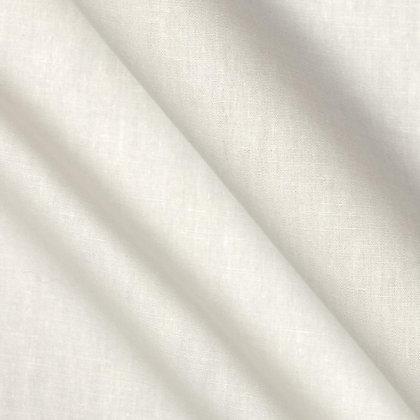 ECOVERO 220gsm. WOVEN. WHITE Lenzing Eco Fabric
