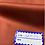Thumbnail: 10 TENCEL™ Satin 135 GSM Terracotta
