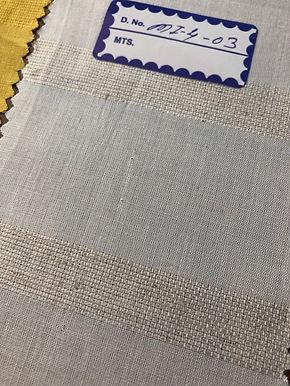 MODAL & Linen. Cream ML-1-03. See Pantone