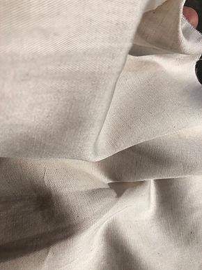 3m Sampling. Tencel & Flax Cotton $22/m