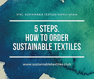 STSC. SUSTAINABLE TEXTILES SUPPLY CHAIN