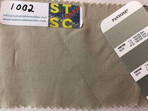 02 MODAL™  Twill. 135gsm. Bright Grey Pantone 413U