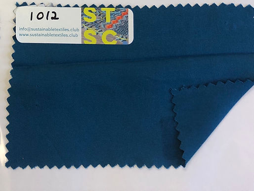 12 MODAL™  Twill. 135gsm. 1012 Teal/PETROL BLUE Pantone 315U/3155U