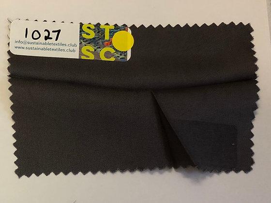 27 MODAL™  Twill. 135gsm. 1027 Mid Grey
