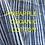 Thumbnail: Pineapple+ GOTS Organic Cotton.  Handloom. Stripe