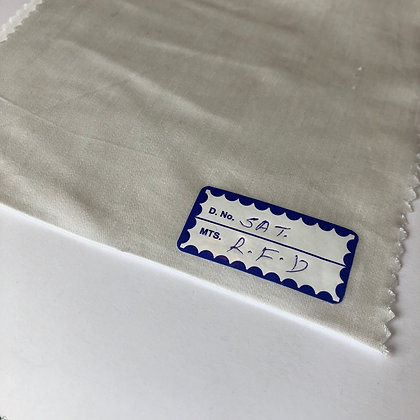 RFP. TENCEL™ Satin. Cream Light Ivory.