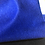 """Thumbnail: Recycled 100% Wool, ROYAL BLUE, 420gsm, 5 colours, 137cm/ 54"""". Woven"""