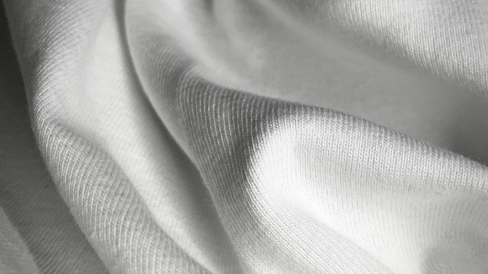 Organic Cotton Rib Knit 225 GSM