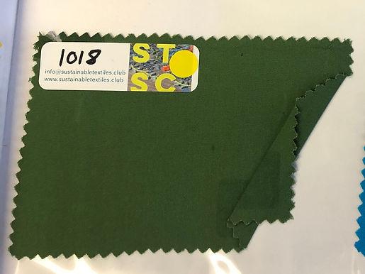 18 MODAL™  Twill. 135gsm. 1018 Green Pantone 575C